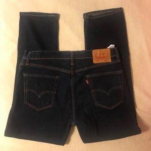 Men's dark wash 36x30 jeans